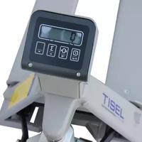Тележка гидравлическая TISEL TW-20 с весами фото 3