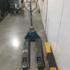 Тележка рохля гидравлическая ПФАФФ 2000 кг бу фото 4