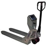 Тележка гидравлическая TISEL TW-20SР с весами и принтером