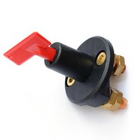 Выключатель массы аккумулятора TVH/8610333