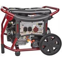 Портативный генератор 5.5 кВт WX6250, 400/230V, 50Hz #AVR #Wheel kit