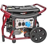 Портативный генератор 5.8 кВт WX7000, 230V, 50Hz, #AVR #Wheel kit